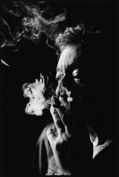 like-a-bird-on-the-wire:  Serge Gainsbourg by Nigel Parry