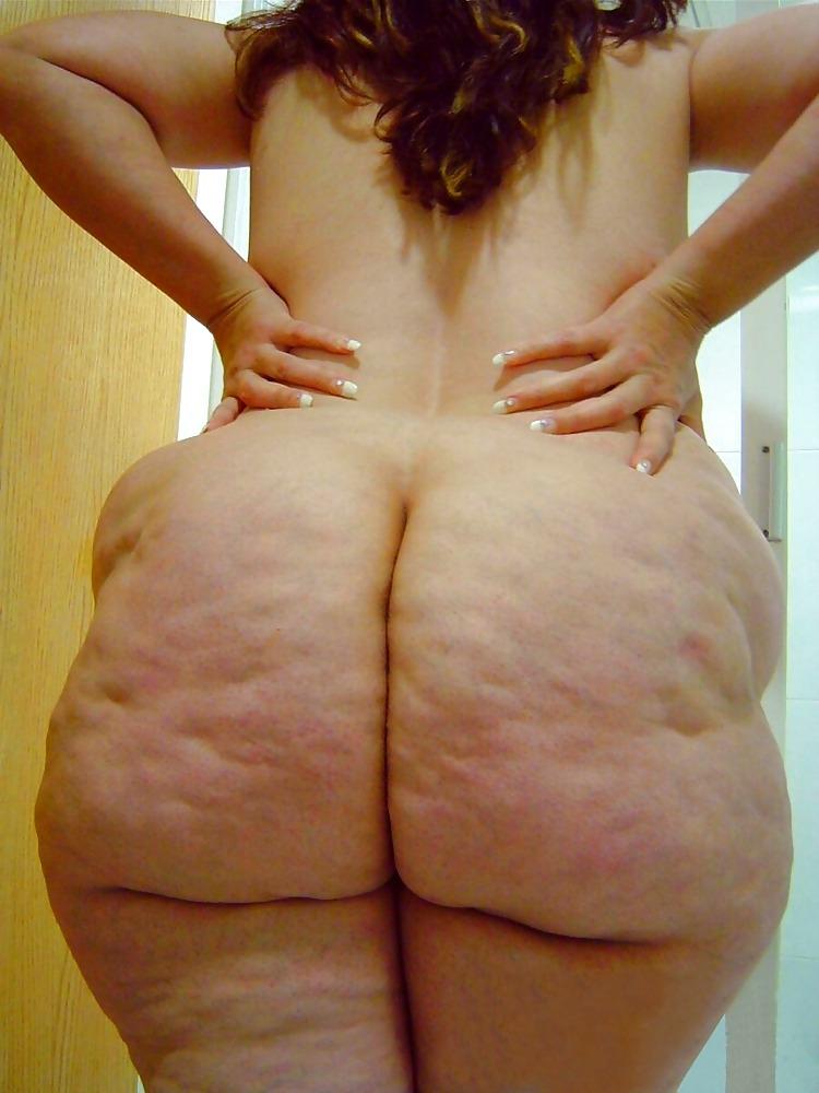 целлюлитные толстые жопы фото