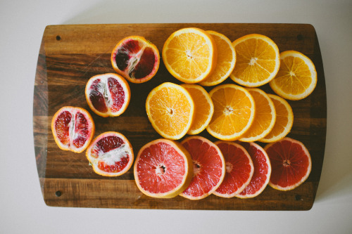 Vibrant Citrus (by Jade M. Sheldon)