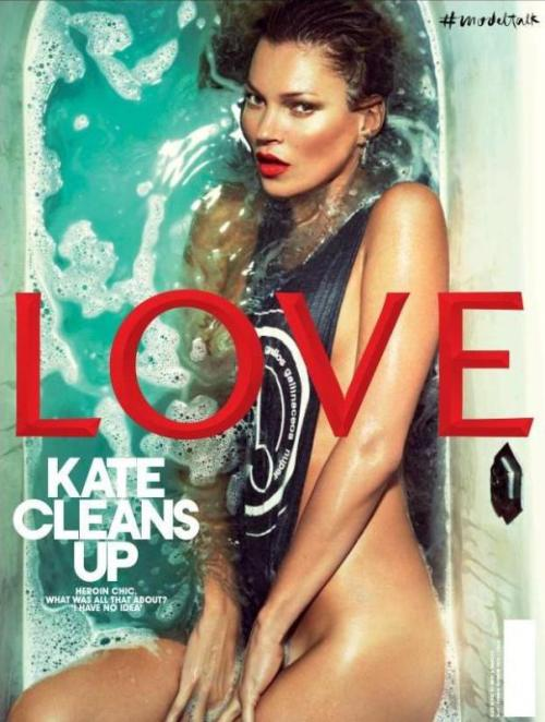 Kate Moss for Love Magazine #9 Spring/Summer 2013