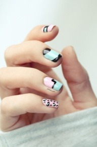 Nail Art & Trends Details at http://bit.ly/13EoMb7