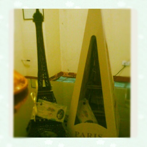 Eiffel Tower. :))