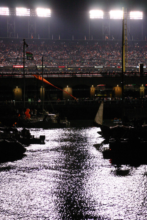 cantkwit:  McCovey Cove. San Francisco, California. 2010.