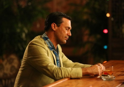 The Mad Men premiere is only days away. New pictures here.