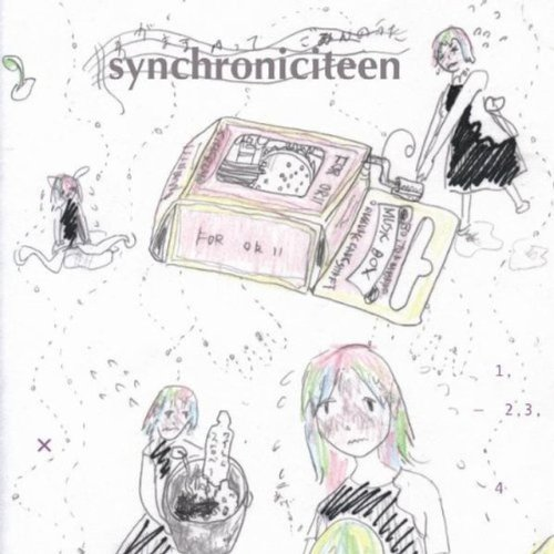 "Soutaiseiriron - Synchroniciteen ""i don't like writing these description shits but it's overall really catchy with female vocalist, her voice is so nice and whispery. very memorable album."" This week's Album of the Week was chosen by Kitty Windsor. click to download"
