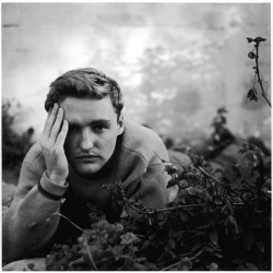 wehadfacesthen:  Dennis Hopper, 1960, photo by William Claxton