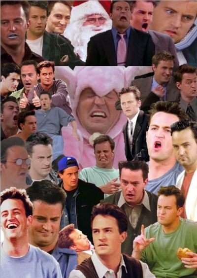 rebellllion:  fanwh0re:  Chandler Bing Appreciation Post  um how could you not reblog