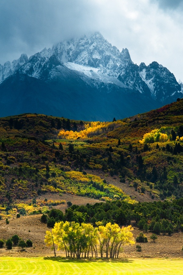 infinite-paradox:  Mount Sneffels, Colorado