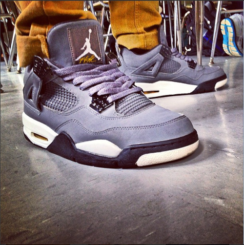 fuckyeahnikes:  IG: misterlaud  cool greys for grey skies  http://mrlaud.tumblr.com