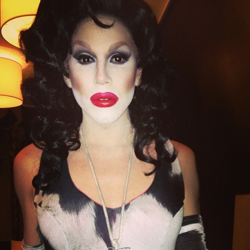 Sharon Needles by Jeremy Kost