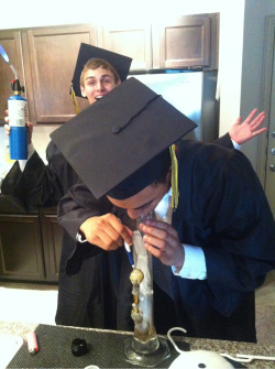 jrvb:  millionaired:  dab city on graduation day!  ahahahahahaha