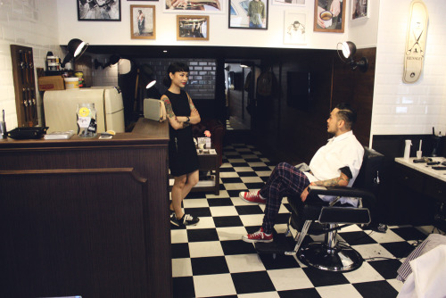 Man Cave Barber Rouse Hill : Thewanderlist shnazzy man caves our shops guide
