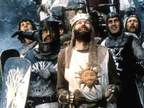 Monty Python reuniting for stage show All of the surviving members of comedy group Monty Python are reuniting for a stage show, member Terry Jones confirms to BBC News. The reunion is expected to be announced officially at a press conference being held in London on Thursday.Photo via NBC News