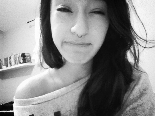 Idk, I sometimes make ugly faces.