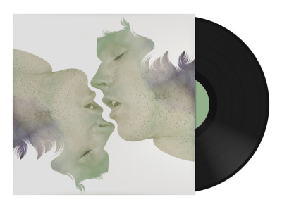 Superbe illustration réalisée par Jules Julien pour une pochette de vinyle pour Secret 7 : un projet qui réunit l'art et la musique pour une bonne cause.   Jules Julien did this beautiful illustration for a vinyl cover for Secret 7 who combines music and art for a good cause. | mai 2013