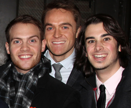 joeysstarkid:  Those smiles…<3