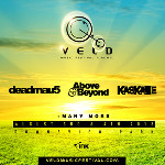 Deadmau5 - We're pleased to announce that the 2013 #VELDFest headliners are @deadmau5, @aboveandbeyo