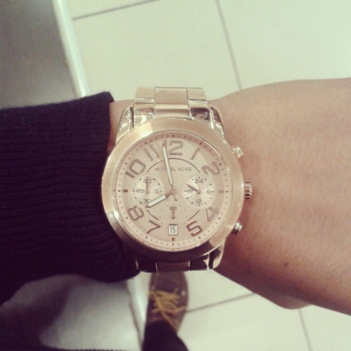 peruvian-diego:  Should i buy this michael kors watch or…..
