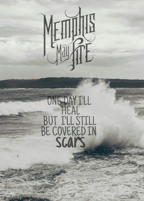 bandeditsbitch:  Red Tooth & Claw // Memphis May Fire