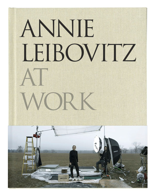 "Annie Leibovitz on her book, Annie Leibovitz at Work   ""The books are pure. They are mine. The magazines I work for don't belong to me. It's the editor's magazine, and the editor has every right to use the material the way he or she wants to. It isn't just that art directors and editors at magazines make selections that I wouldn't necessarily make. Which they sometimes do. Or that they run pictures too small. Or that they put so much type on the pictures that you can't see them anymore. Magazines have quite specific needs. It's a collaboration only so far, which is true of almost all assignment work. When I began working on my new book, I thought it would be a pamphlet of maybe forty pages or so. I intended to take ten of my photographs and dissect them. They didn't have to be my most famous pictures, just pictures that I cared about. But as I began going through the material I realized that I might as well be more ambitious. I started to think that I would try to answer every single question anyone has ever asked about how my work is done. To defuse the mystery, and the misconceptions. To explain that it's nothing more than work. And learning how to see. The book is more emotional than I had imagined it would be. But, most importantly, it is my edit. No one is going to care about, or understand, your work the way you do, and if you are going to explain it you have to be able to present it the way you want to. That's what a book can do better than any other medium."""