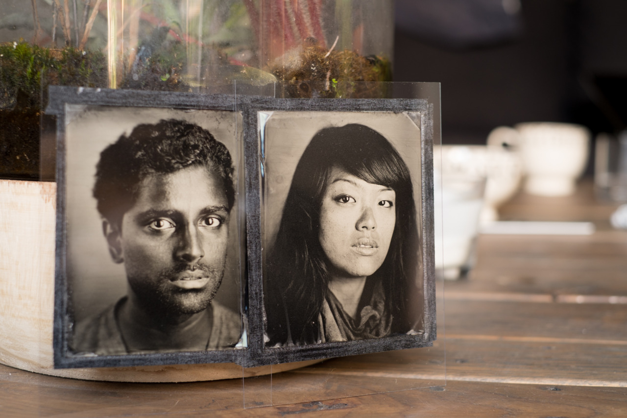 1/11/13 Tintype portraits from PhotoboothSF