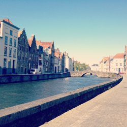 Bruges, Belgium (copyright Cecilia Graña-Rosa) submitted by: redrumandcoke, thanks!