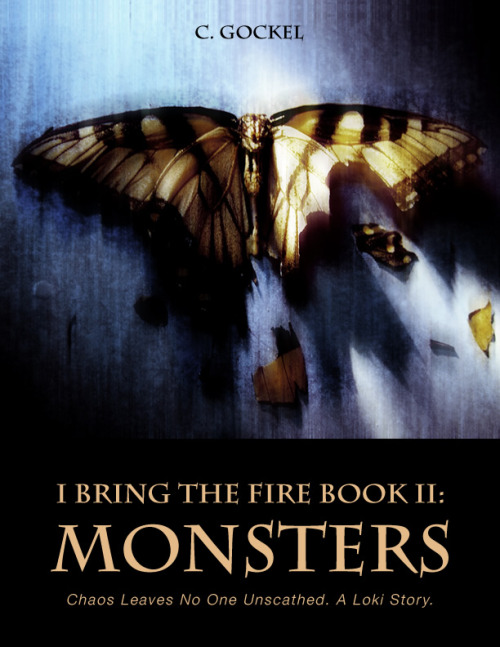 Monsters - I Bring the Fire Book 2