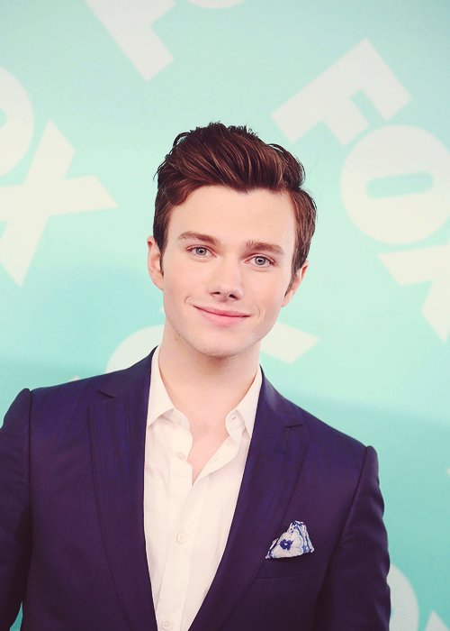 Perfection has a name : Mister Chris Colfer ! *__*