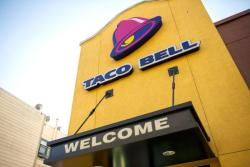The Waffle Taco?! Over the weekend, Taco Bell customers in Southern California took notice of a new breakfast item on the menu. DETAILS: http://cnb.cx/128G2lG