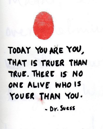 Dr. Suess is that dude!