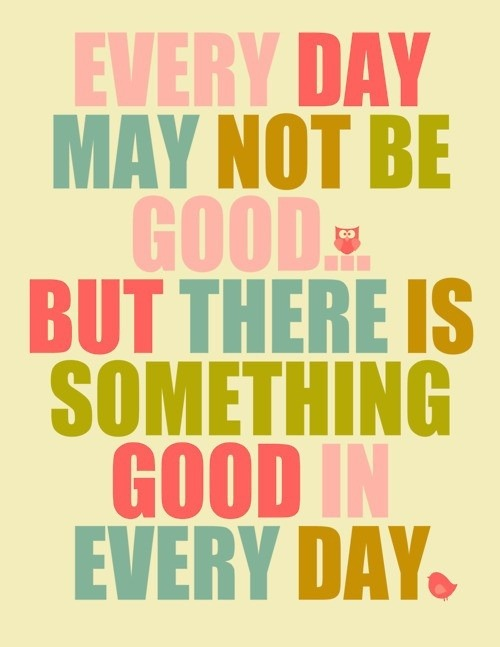 livelovelaughlori:  I love this quote! Stay positive!