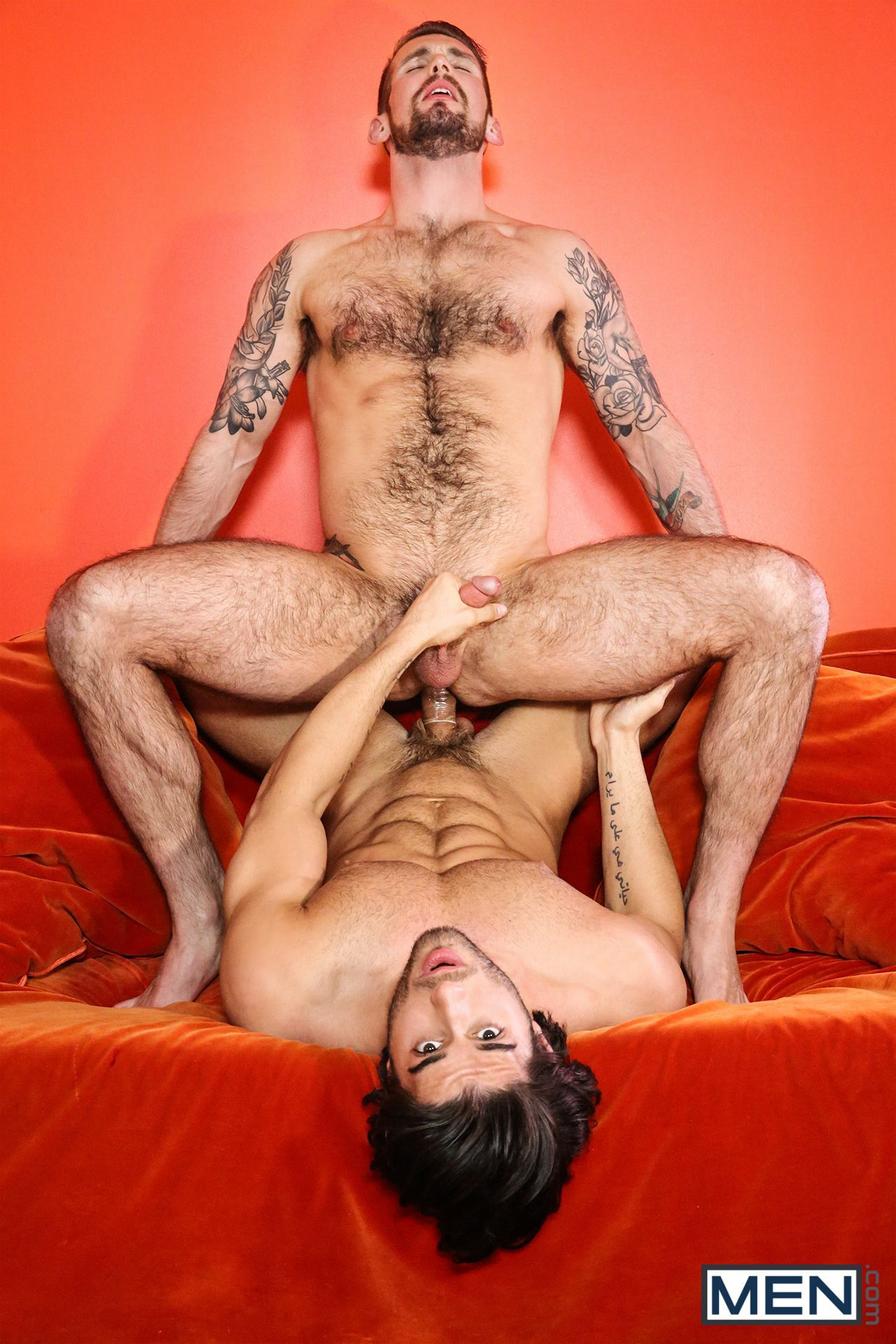 Standing Cowboy - Gay Sex Positions Guide-6017