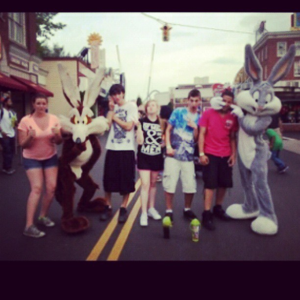 Never growing up #sixflags #newengland @katieritz @djjamied @shellifrances8o