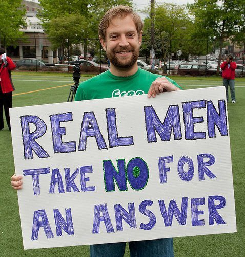 dudesforchoice:  dude against rape.