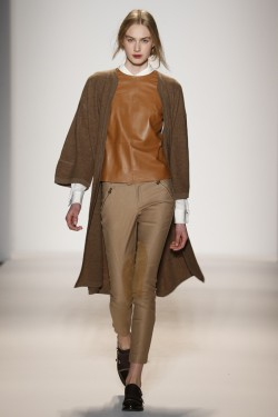 Rachel Zoe Fall 2013 - Image via WWD