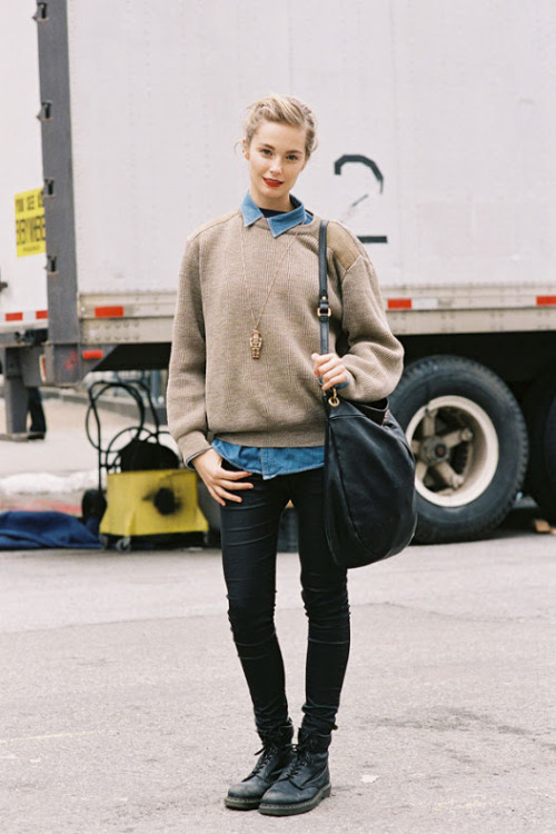 (via Vanessa Jackman: New York Fashion Week AW 2013….Bridget)