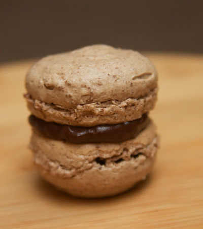 January 22, 2012 - I made macarons! by the boastful baker on Flickr.