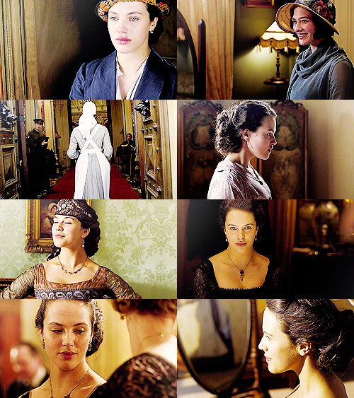 singing-fireflies:  TV SHOW MEME → [2/8] Female Characters (Lady Sybil Branson, née Crawley)I just feel so useless, wasting my life while they sacrifice theirs.