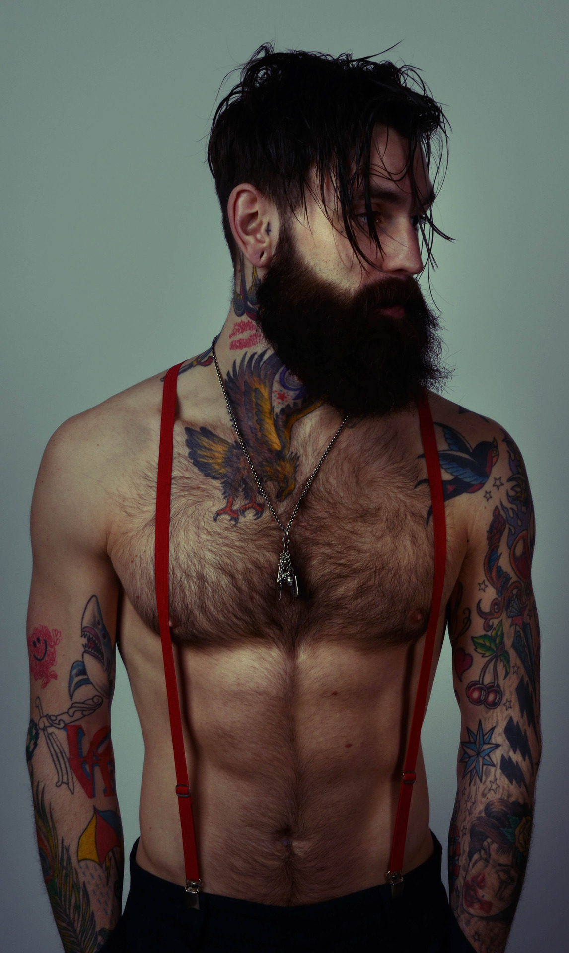 thestarlighthotel:  Ricki Hall. My, my, my.