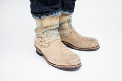 tenuedenimes:  8268 Red Wing Engineers available at www.redwingamsterdam.com