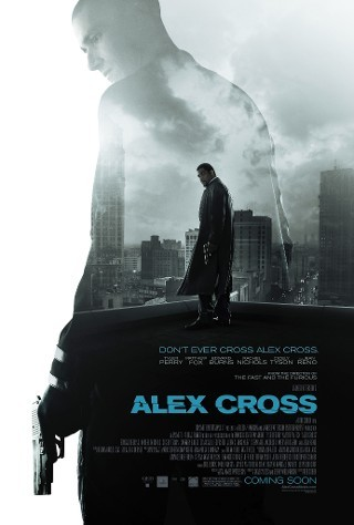 I am watching Alex Cross                                      Check-in to               Alex Cross on GetGlue.com