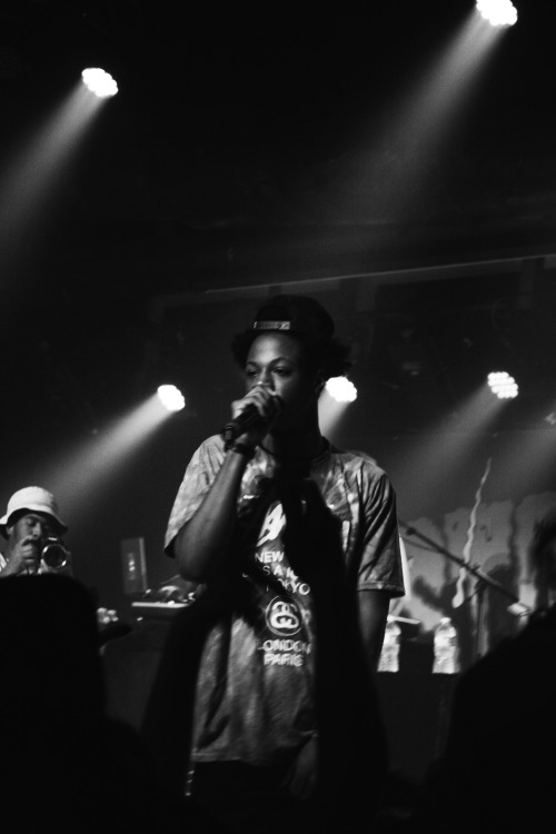 seigehd:  Joey Bada$$ - Beastcoast Tour 2013 Baltimore Maryland