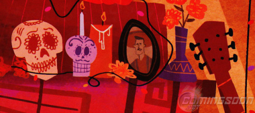 Lee Unkrich's Next Pixar Film May Simply Be Titled 'Dia de los Muertos.' Read More »