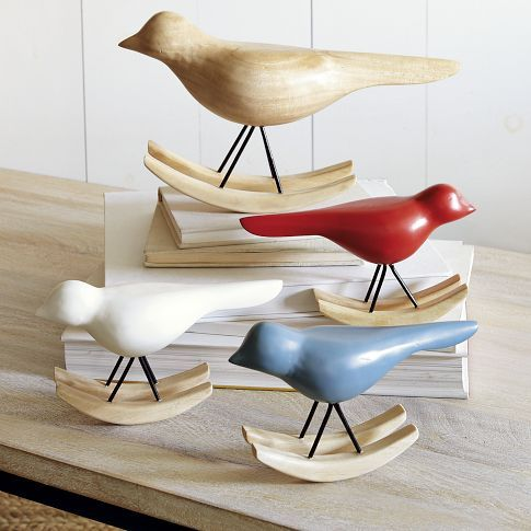 Rocking Birds via West Elm