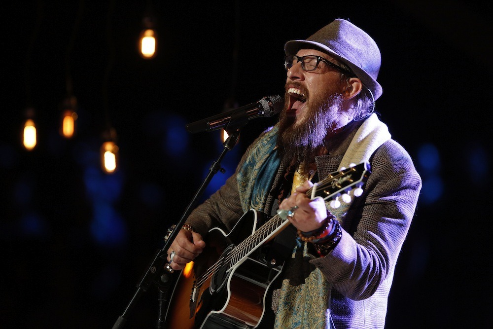 "Hey Now! So great to see Nicholas David return to The Voice stage. Get his new EP ""Say Goodbye"" now: http://bit.ly/14vnYFY"