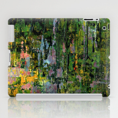 Giverny iPad Case by agnes Trachet | Society6 on We Heart It - http://weheartit.com/entry/61740973/via/akaclem   Hearted from: http://society6.com/agnesTrachet/Giverny-hYg_iPad-Case#20=149