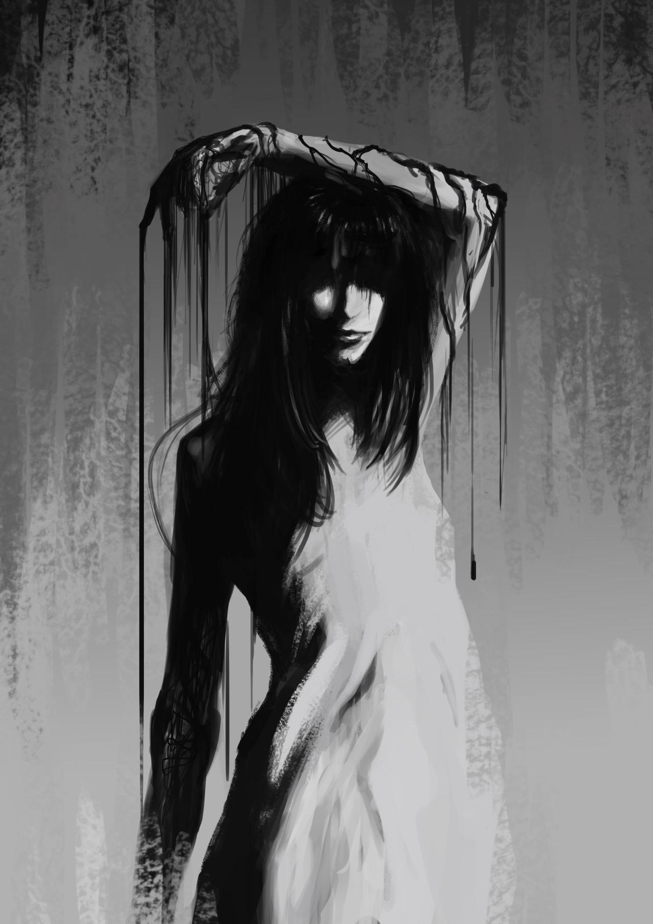 #spilledinkchallengeby Qiara Teor/BunnyBooPlease like my page if you like my art. :D https://www.facebook.com/bunnyboodoodleshttp://qiara23.deviantart.com/