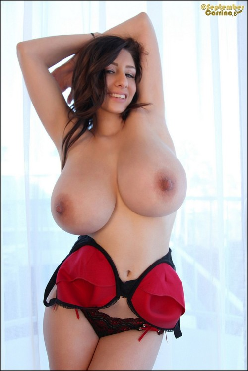 boobsets:  September Carrino