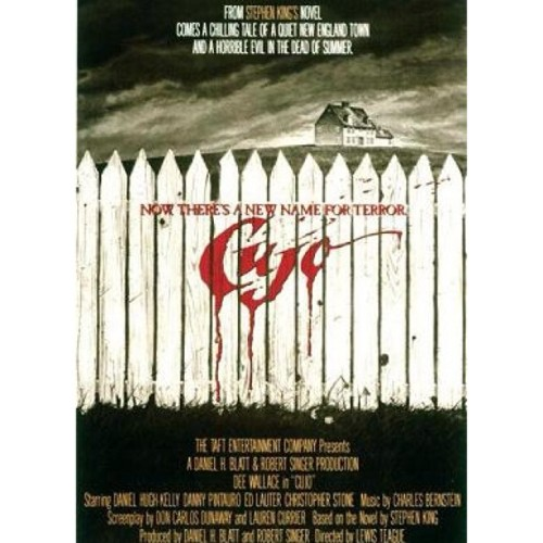 & so it continues… #cujo #stephenking