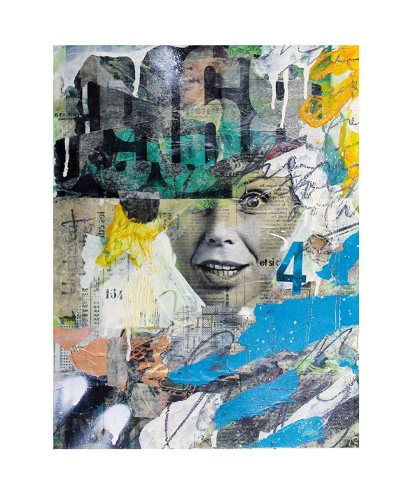 Tito Collages And Paintings